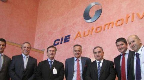 Cie Automotive duplica su beneficio hasta septiembre, 335 millones de euros