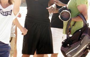El príncipe de Bel Air se desmelena en Ibiza