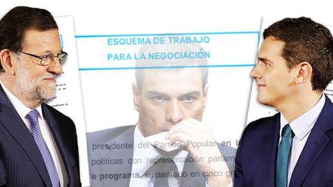 Las propuestas del PP a PSOE y Ciudadanos