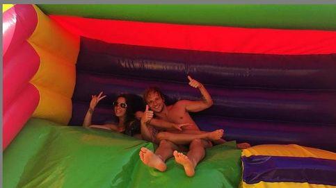 Ivan Rakitic y Raquel Mauri se vuelcan en el segundo cumpleaños de su hija