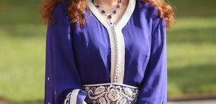 Post de Lalla Salma 'resucita' tras su divorcio: cuatro fotos contra los rumores de aislamiento