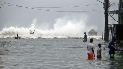 Con el agua hasta la cintura: La Habana, ciudad flotante