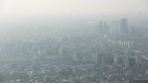 La nube tóxica de Tokyo, en Japón