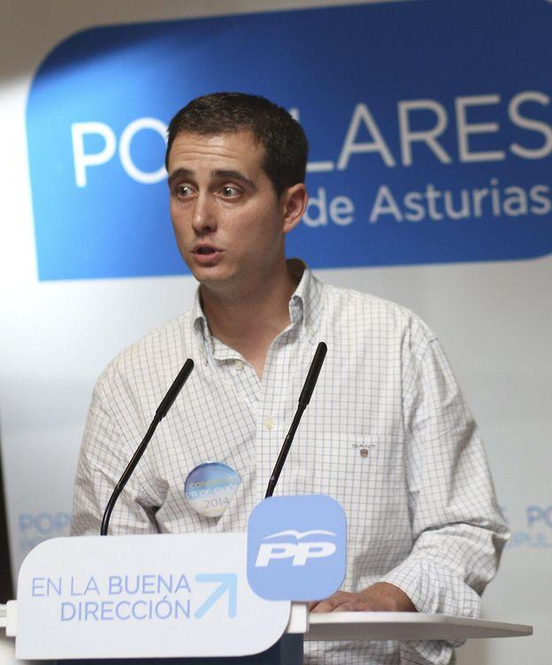 Foto: El diputado David González Medina. (EFE)