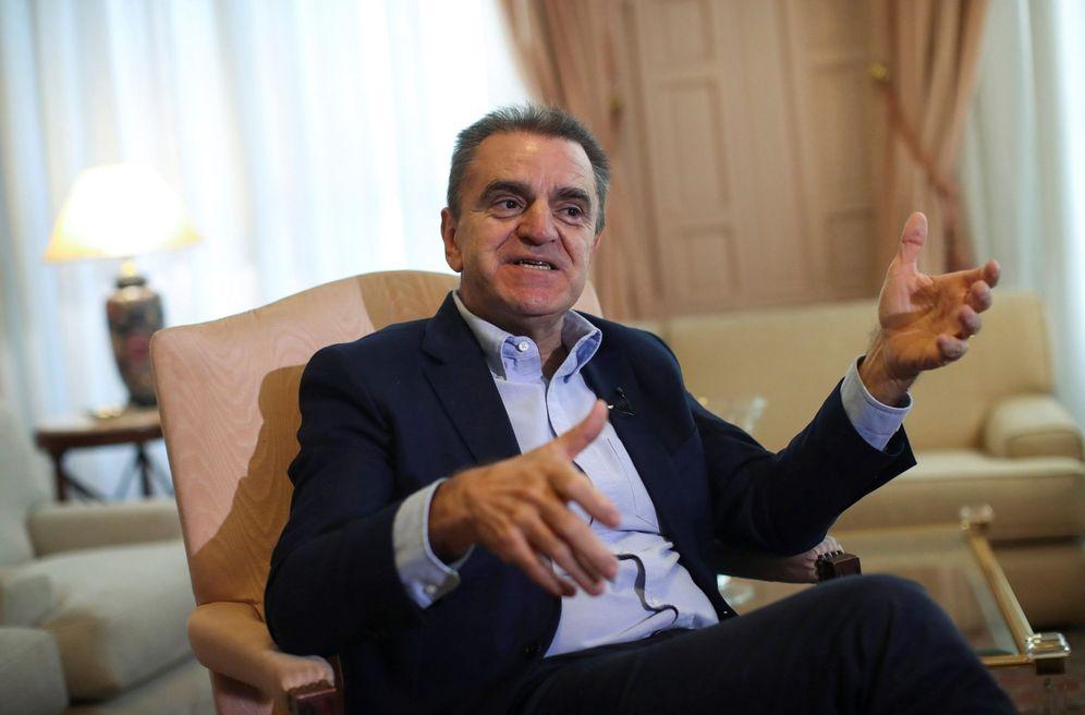 Foto: El delegado del Gobierno en Madrid y secretario general del PSOE-M, José Manuel Franco, el pasado 19 de febrero. (EFE)