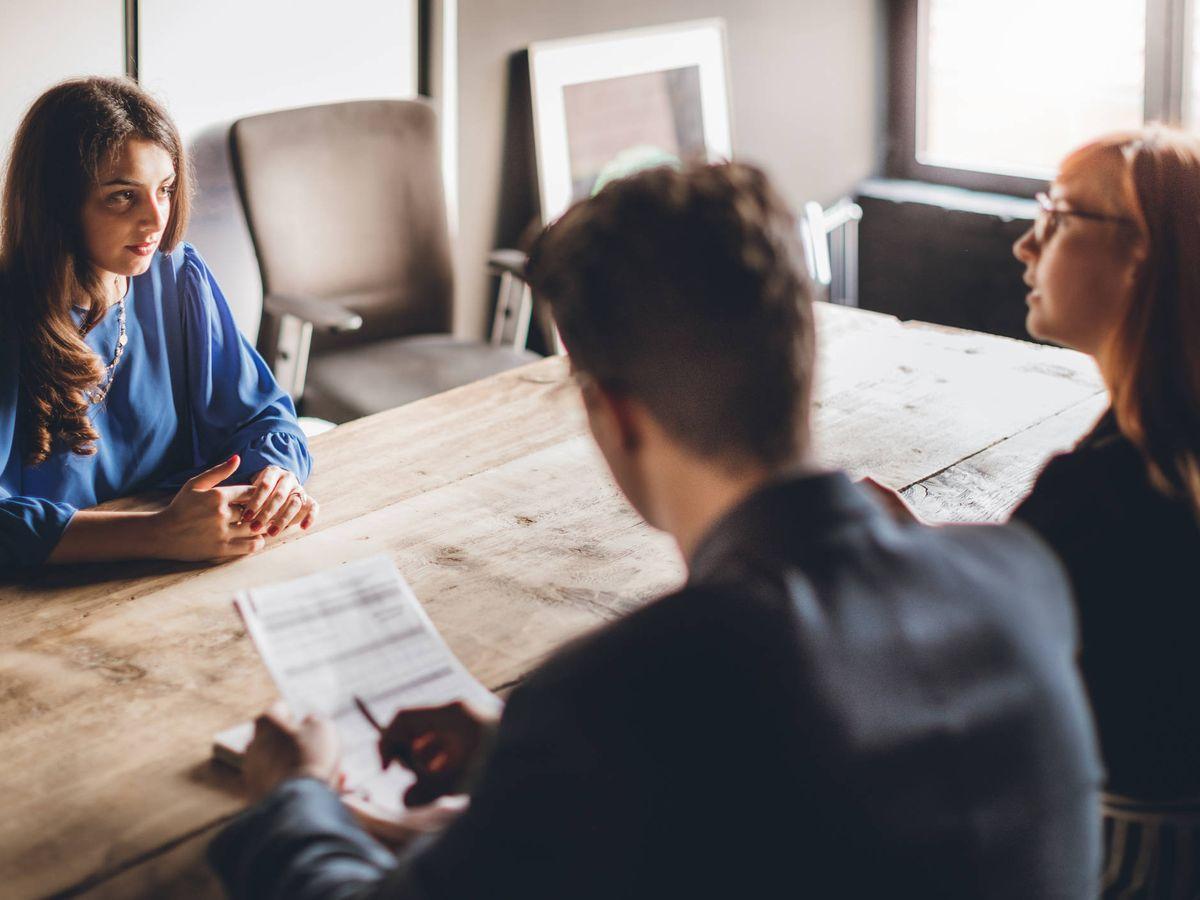 Foto: La entrevista de trabajo es una parte fundamental para quienes buscan empleo. (iStock)