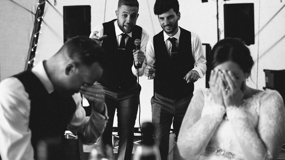 Cómo dar un discurso en la boda de tu mejor amigo y no morir en el intento