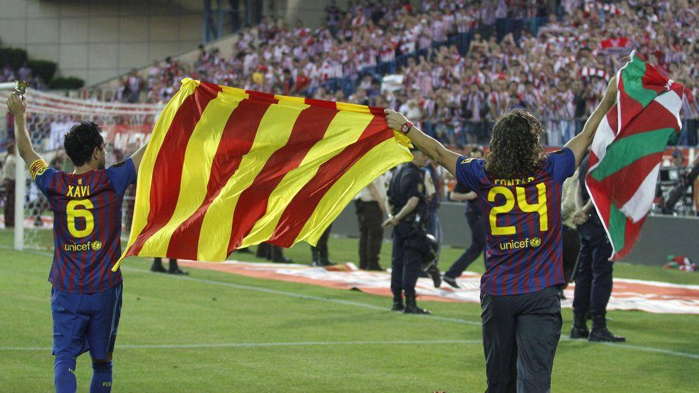 La final de Copa se politiza: críticas del PNV al Madrid y de Esperanza Aguirre a los finalistas