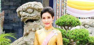 Post de La misteriosa desaparición de la amante del rey de Tailandia: los rumores se disparan