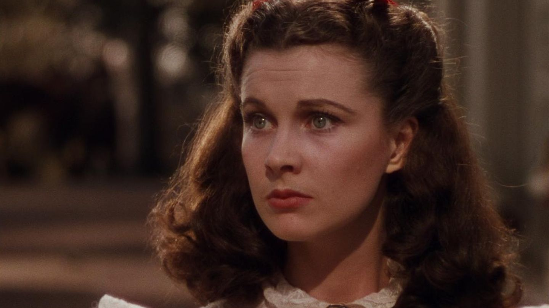 Vivien Leigh, en 'Lo que el viento se llevó'.