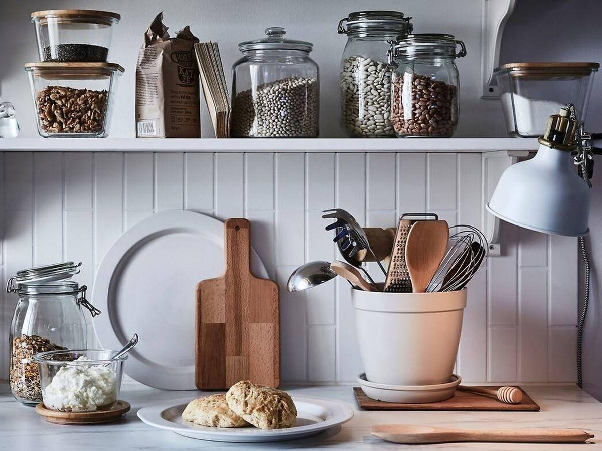 Foto: El truco de Ikea para una cocina de impacto. (Cortesía)