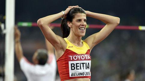 Beitia hace historia y ya es la primera española en lograr la Liga Diamante
