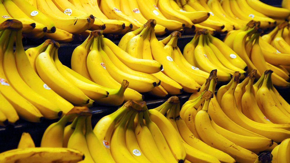 Foto: No, los plátanos no dan sida