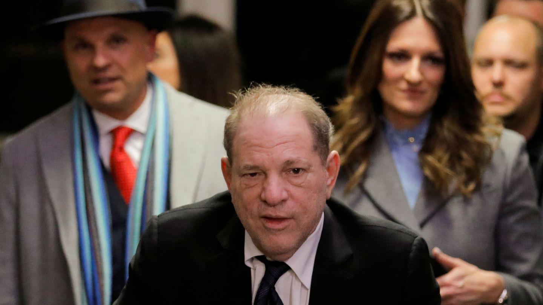 Harvey Weinstein (EFE)