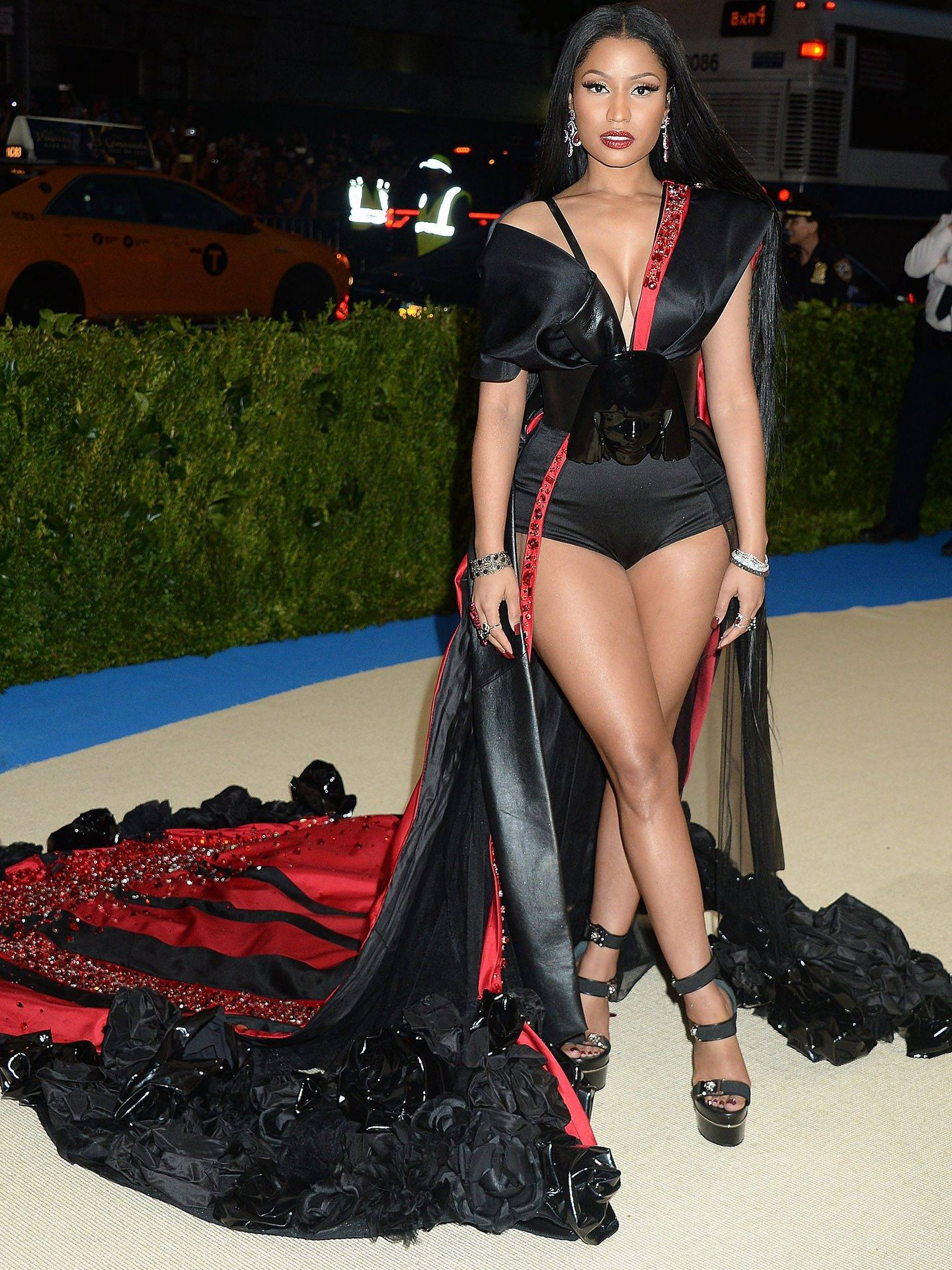 Nicki Mina. (Cordon Press)