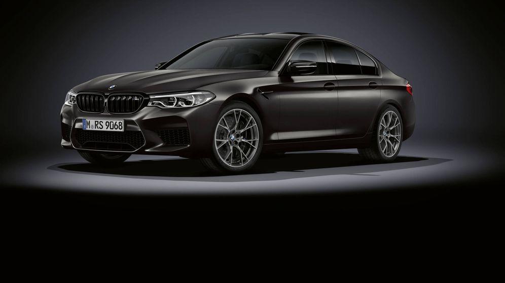 Foto: Solo se harán 350 unidades de esta versión exclusiva en homenaje al 35º aniversario del primer BMW M5.