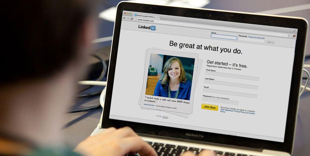 Foto: LinkedUp, la 'app' para ligar también en LinkedIn