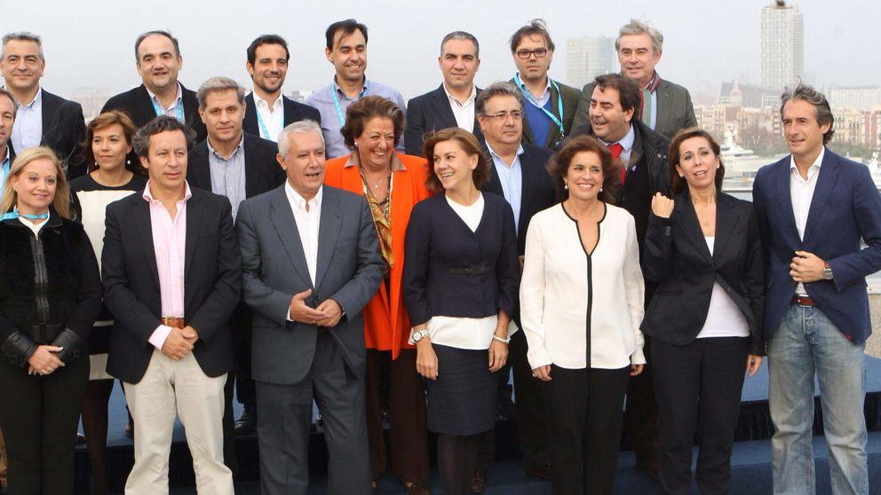 Rajoy desembarca en Cataluña para recuperar el pulso tras el 9-N