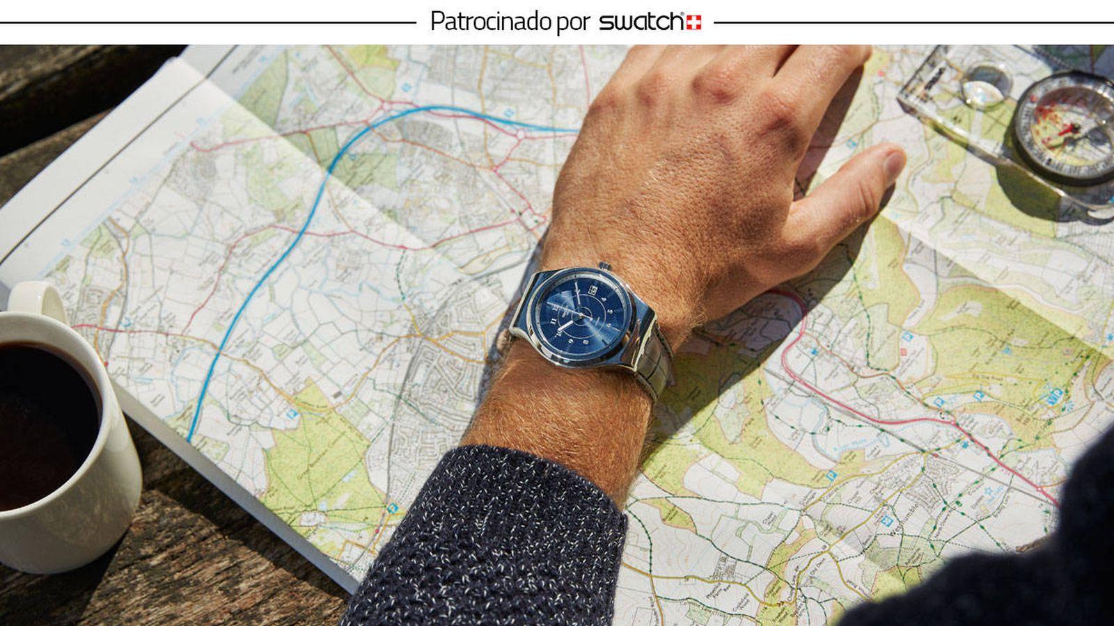 Foto: Uno de los nuevos relojes SISTEM51 Irony