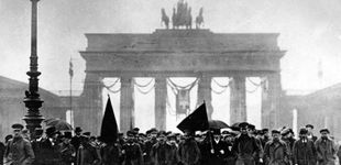 Post de 1918 puñaladas: cien años de la Revolución de noviembre en Alemania