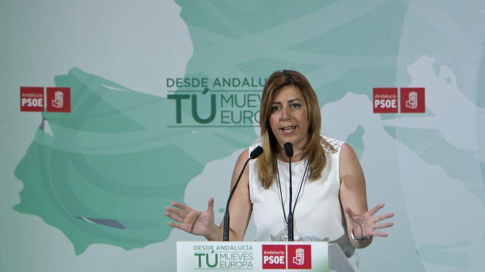 Susana Díaz, de 'griñanini' a presidenta de rectores