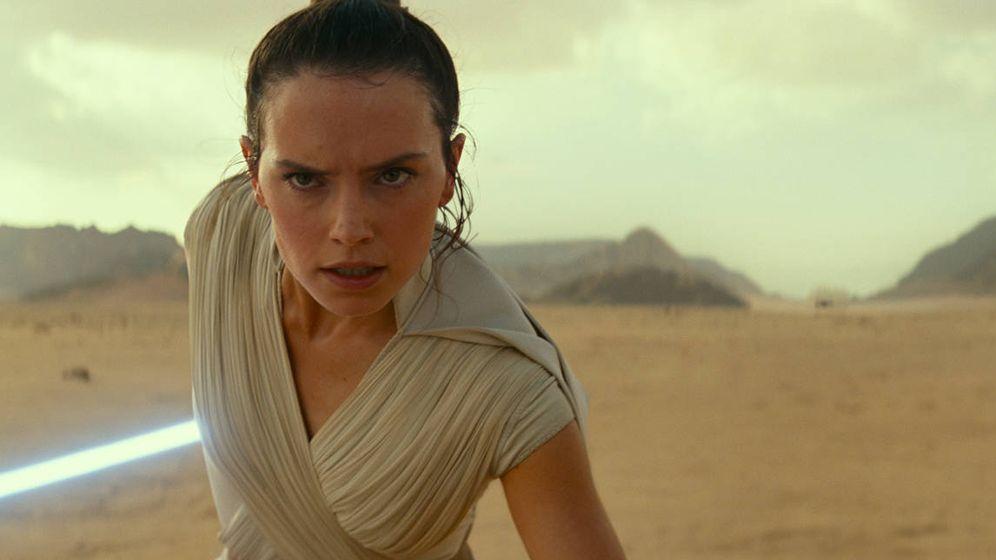 Foto: Daisy Ridley protagoniza 'Star Wars: El ascenso de Skywalker'. (Disney)