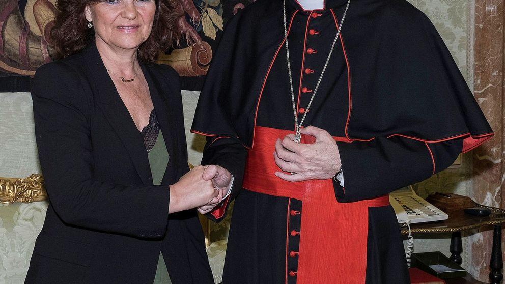 El Gobierno rescata el IBI a la Iglesia para presionar con Franco tras negárselo a IU