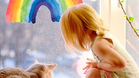 Arcoíris para decorar: una tendencia que llenará tu hogar de armonía y positividad