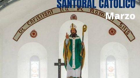Santoral católico de marzo: todos los santos del mes de San Patricio y el Día del Padre