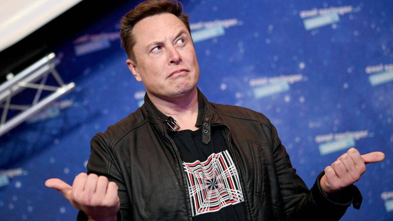 Elon Musk colaborará próximamente con Tom Cruise. (Getty)