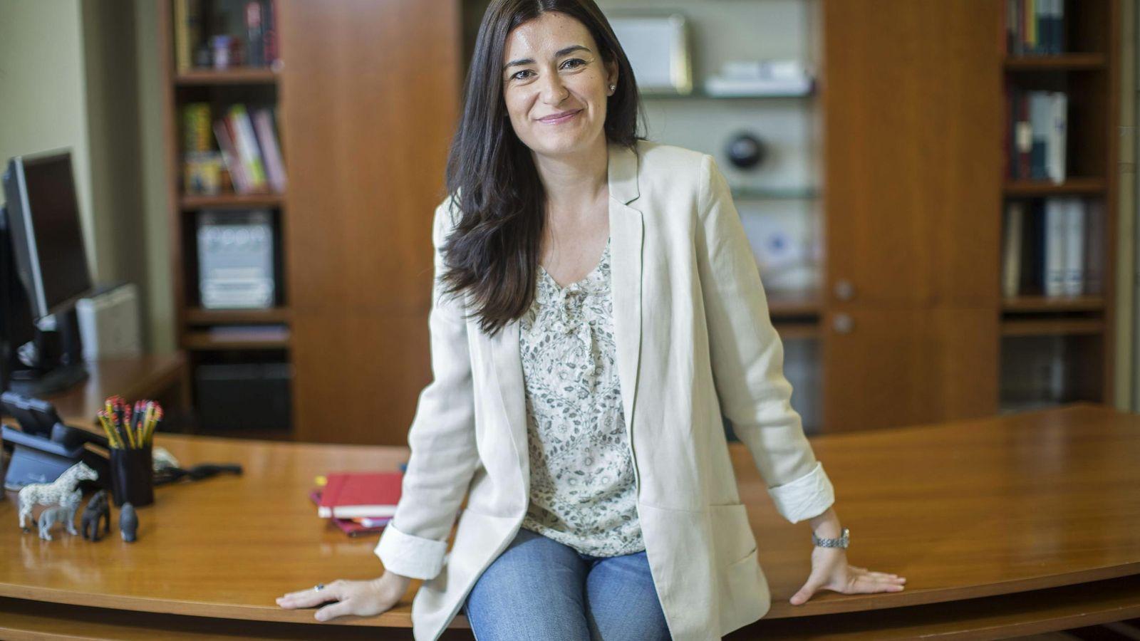 Foto: Carmen Montón, en su etapa de 'consellera' de Sanidad. (EFE)