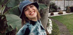 Post de De Eugenia Osborne a Alba Díaz: todas se apuntan al club del sombrero