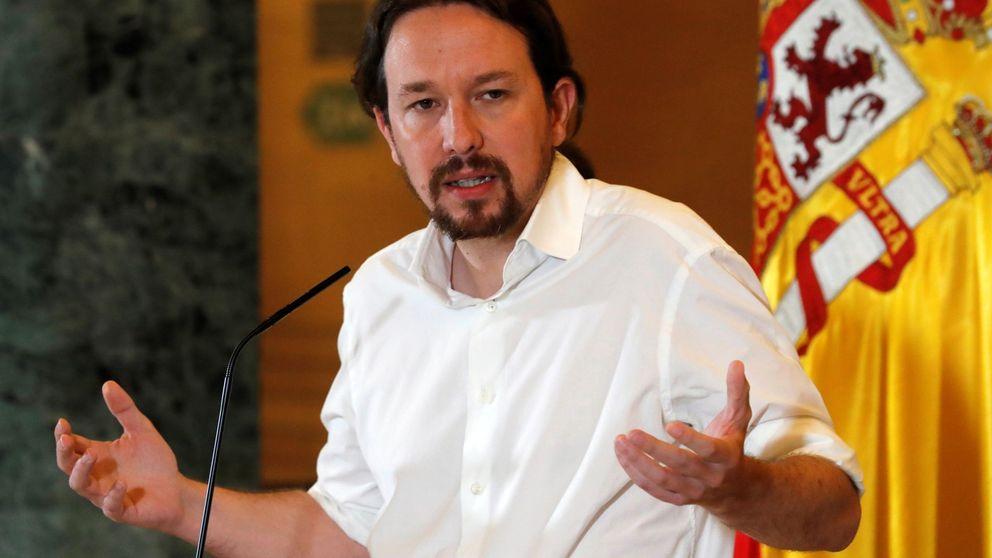 Pablo Iglesias: No es sensato negociar como si esto fuera un partido de tenis