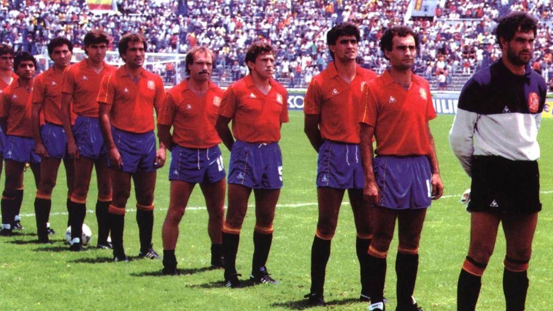 Del utillero falangista al positivo de Calderé: nuestro Mundial 86 en diez episodios
