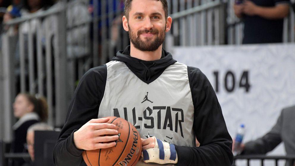El NBA Kevin Love reivindica visibilidad en la salud mental tras un ataque de pánico
