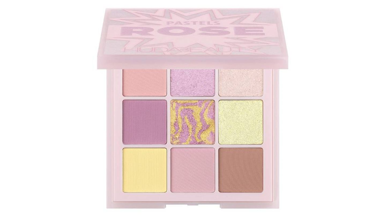 Paleta Pastels Obsessions de Huda Beauty.