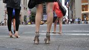 Noticia de Los efectos que en los hombres provocan las mujeres con taconazos