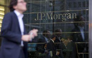 JPMorgan reelige a CaixaBank como su entidad española preferida