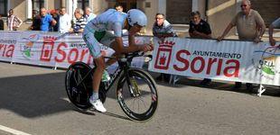 Post de Carlos Rodríguez: futuro ingeniero, aprendiz de Alberto Contador y compañero de Froome
