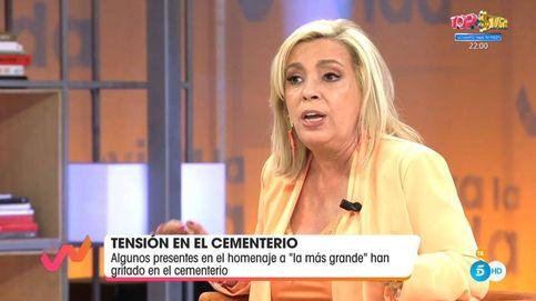 El tajante aviso de Carmen Borrego a Amador Mohedano en 'Viva la vida'