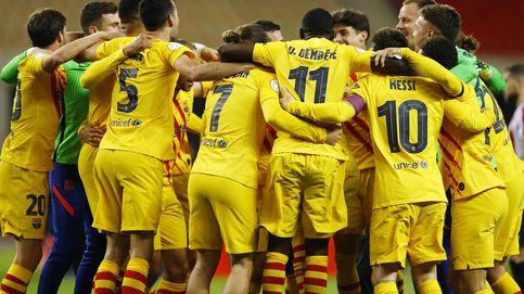 El Barça arrolla al Athletic Club en la final de Copa y le endosa una dolorosa goleada (4-0)