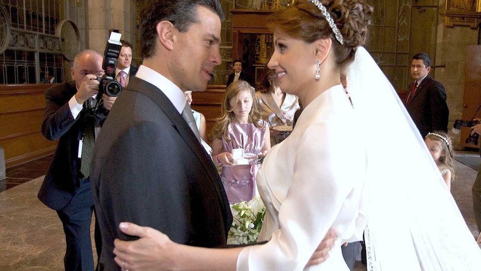 Cuestionan la legalidad de la boda de Enrique Peña Nieto y Angélica Rivera