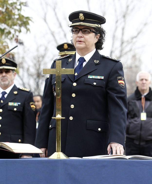 Foto: Pilar Allúe, hasta ahora comisaria general de Policía Científica. (EFE)