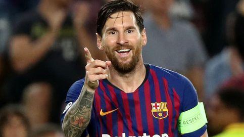 FC Barcelona - PSV: 'hat trick' de Messi (4-0)