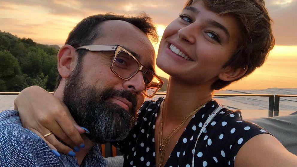 Risto Mejide y Laura Escanes: primera imagen de su hija Roma