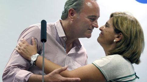 Isabel Bonig, orgullosa de asumir la presidencia del PP valenciano