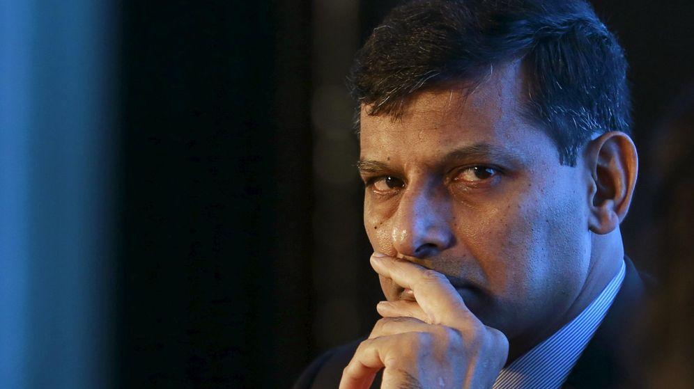 Foto: El gobernador del Banco de India, Raghuram Rajan. (Reuters)