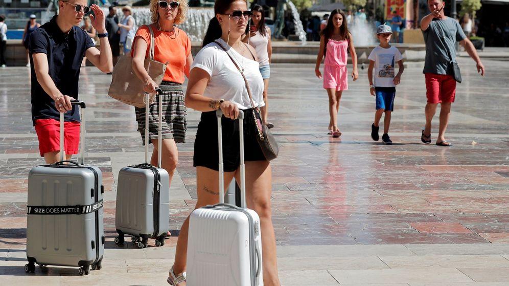 Foto: ¿Te vas de vacaciones? Ten en cuenta estas ocho claves para elegir tu maleta de cabina (EFE)