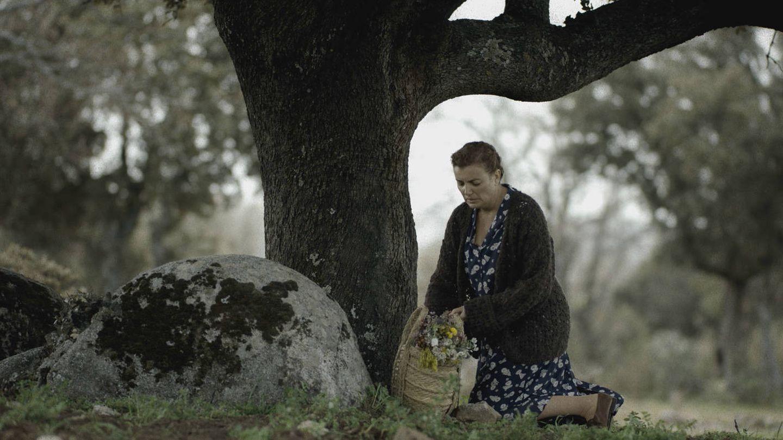 Paz de Alarcón, como Herminia. (RTVE)