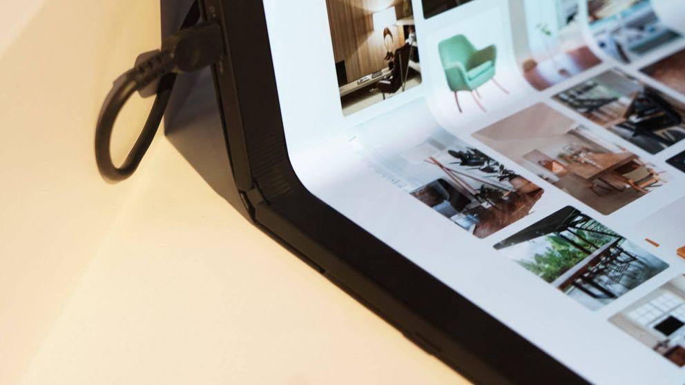 Esta pantalla plegable te va a convencer de que sirven de algo... y no es la de un móvil